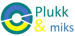 PLukk og miks-prosjektets logo